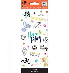 Libreto mini pegatinas Sports