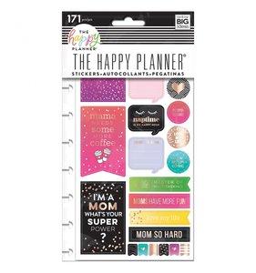Pegatinas Happy Planner Mom Boss