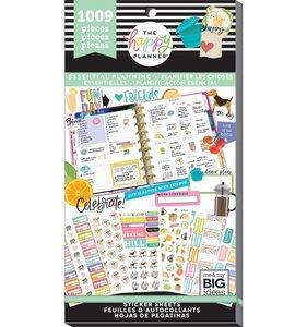 Pegatinas Planner Essentials Happy Planner Value Pack