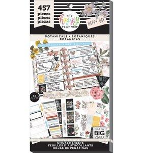Pegatinas Vintage Botanical Happy Planner Value Pack