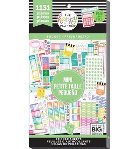 Pegatinas Mini Budget Happy Planner Value Pack