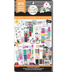 Pegatinas All in a season Happy Planner Value Pack