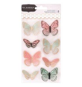 Mariposas en 3D Patio Party
