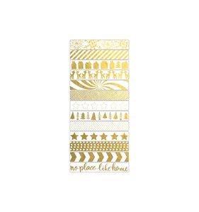 Tiras de vellum Gold ornaments