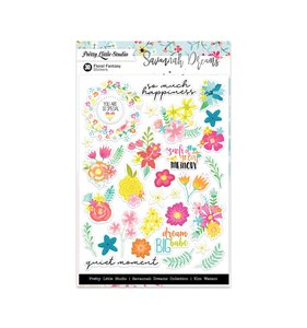 Pegatinas Savannah Dreams Floral Fantasy
