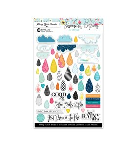 Pegatinas Savannah Rainy Day Clear
