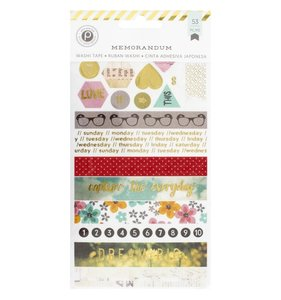 Washi Tape Book Memorandum