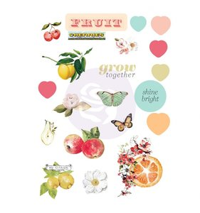 Pegatinas puffy Fruit Paradise