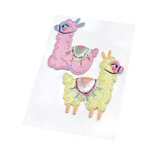 Pegatina Shaker Sticko Llama