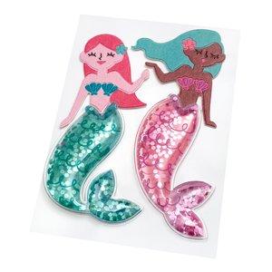 Pegatina Shaker Sticko Mermaid