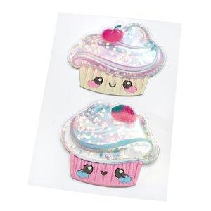 Pegatina Shaker Sticko Cupcake