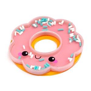 Pegatina Shaker Sticko Happy Donut