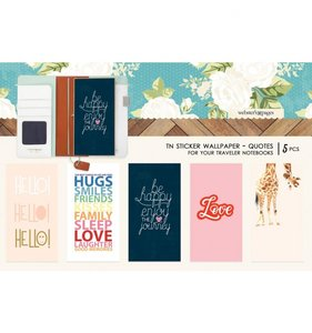 Wallpaper Quotes Stickers Changing Colors