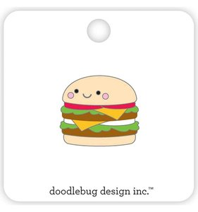 Pin Doodlebug Cheeseburger