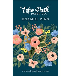 Enamel Pin Fancy Flora
