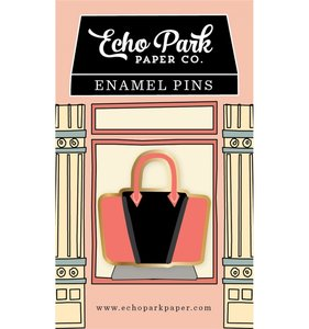 Enamel Pin Handbag