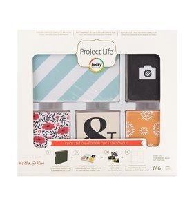 Tarjetas Project Life Click Core Kit