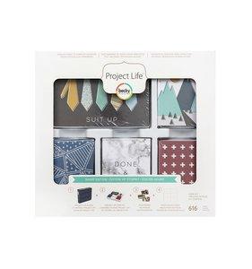 Tarjetas Project Life Sharp Edition Core Kit