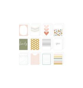Tarjetas para Journaling Amber