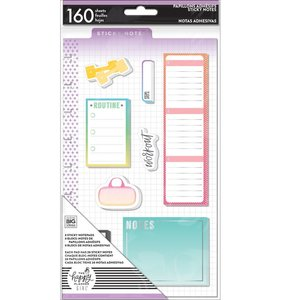 Post Its Healthy Hero Happy Planner