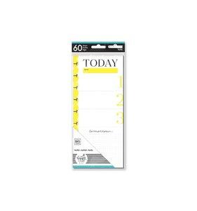 Páginas para notas Socialité Happy Planner