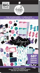 Pegatinas The Stargazer Happy Planner Value Pack