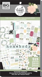 Pegatinas The Homebody Happy Planner Value Pack