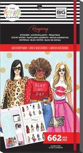 Libreto pegatinas y post its Rongrong Girls Happy Planner