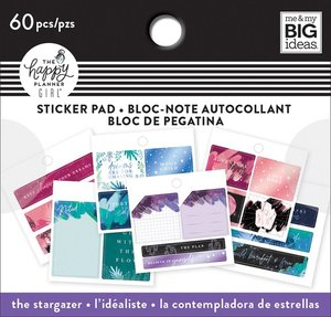 Mini pad de pegatinas The stargazer Happy Planner
