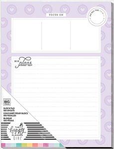 Páginas para notas Planner Babe Happy Planner