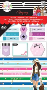 Set complementos Rangrong Happy Planner
