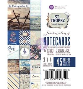 "Tarjetas 3""x4"" St Tropez"