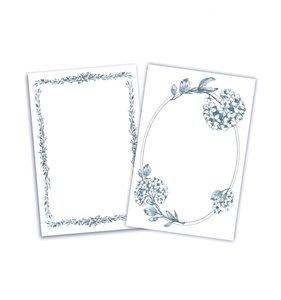 "Set tarjetas 4""x6"" New Moon"