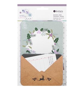 Tarjetas de Project Life Wish come true