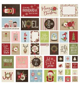 Set tarjetas PL Holly Jolly