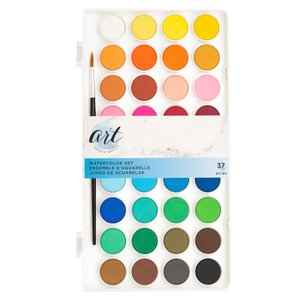 Set de acuarelas 36 colores Art de American Crafts