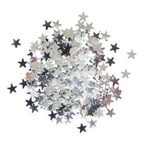 Cosmic Shimmer Glitter Jewels Stars Silver
