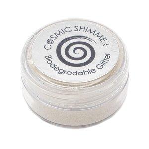 Cosmic Shimmer Biodegradable Glitter White Mist