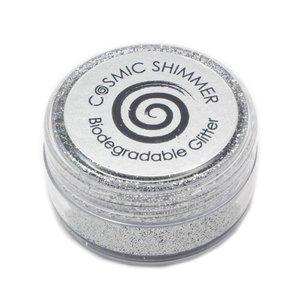 Cosmic Shimmer Biodegradable Glitter Bright Silver