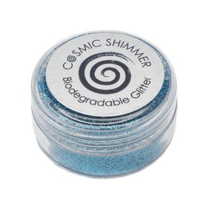 Cosmic Shimmer Biodegradable Glitter Azure Sea