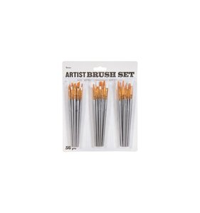 Set de 50 pinceles Darice Artist Brush Set