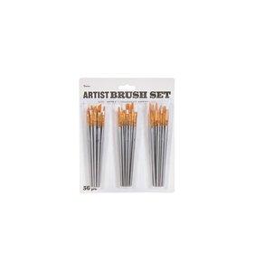 Set de 50 pinceles Darice Artist Brush Set