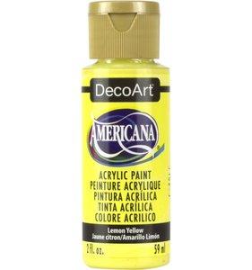 Lemon Yellow Pintura Acrílica Americana