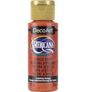 Cadmium Orange Pintura Acrílica Americana