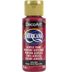 Calico Red Pintura Acrílica Americana