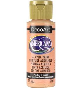 Peaches 'n Cream Pintura Acrílica Americana