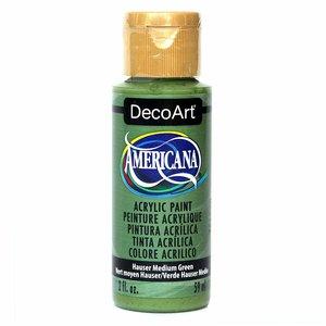 Hauser Medium Green Pintura Acrílica Americana