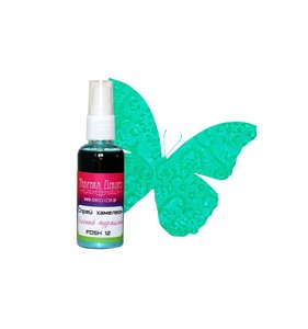 Chameleon Spray Green Tourmaline