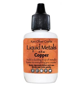 Copper Liquid Metals