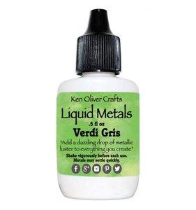 Verdi Gris Liquid Metals
